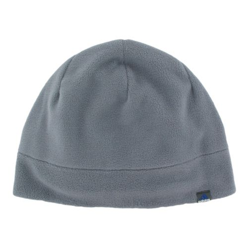 Mens adidas Lightspeed Beanie Headwear - Tech Grey/Hi Res Blue