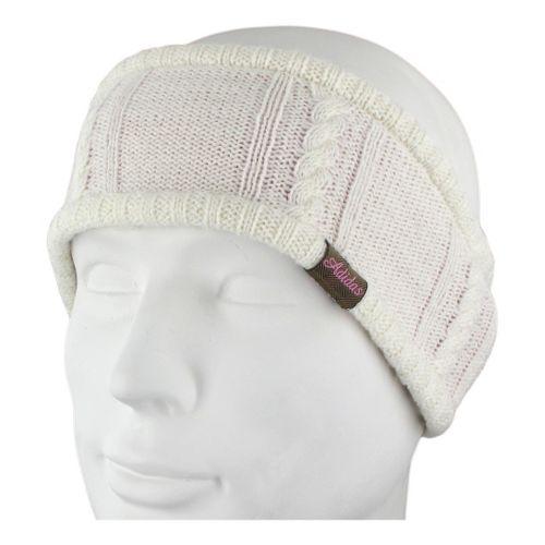 Womens adidas Delilah Headband Headwear - Ecru/Grey Blend