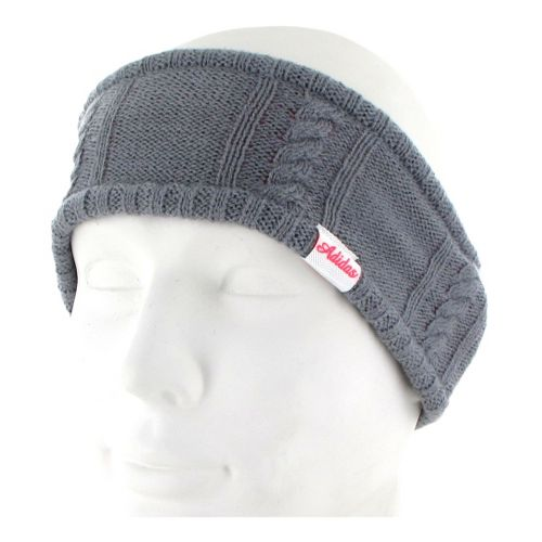 Womens adidas Delilah Headband Headwear - Tech Grey/White