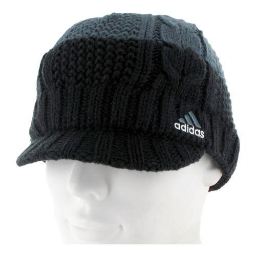 Womens adidas Colorado Brimmer Headwear - Black/Dark Onix