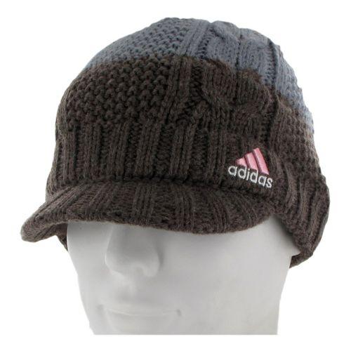 Womens adidas Colorado Brimmer Headwear - Heather Dark Brown/Tech Grey