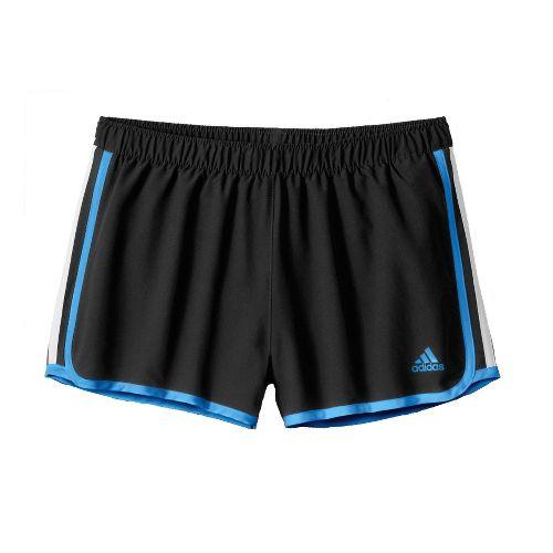 Womens adidas MC M10 Lined Shorts - Black/Splash/White L