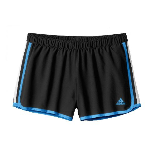 Womens adidas MC M10 Lined Shorts - Black/Splash/White XL