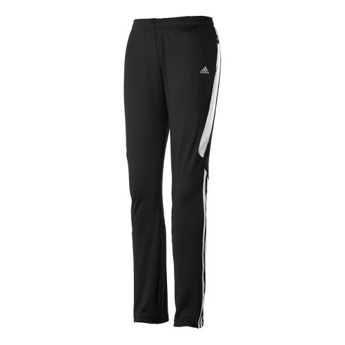 Womens adidas Response Astro Full Length Pants - Black/White L