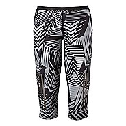 Womens adidas Supernova Graphic 3/4 Capri Tights