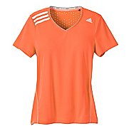 Womens adidas Clima Chill Tee Short Sleeve Technical Tops