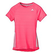 Womens adidas Supernova Short Sleeve Technical Tops