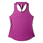 Womens adidas Sequencials Money Tank Technical Tops