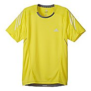 Mens adidas Supernova Short Sleeve Tee Technical Tops