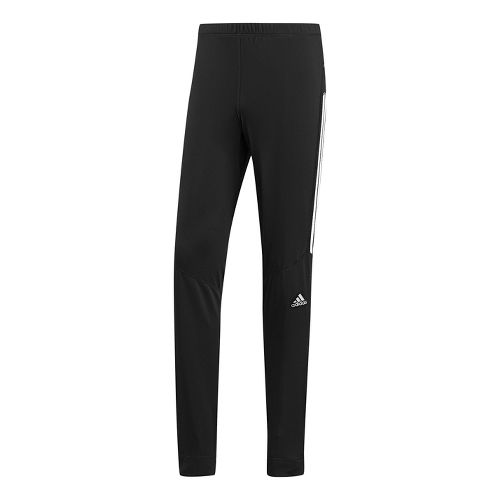 Mens adidas Response Astro Warm-Up Pants - Black/Hyper Blue S