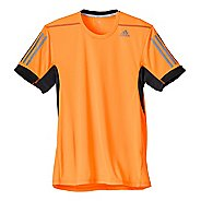 Mens adidas Supernova Short Sleeve Technical Tops