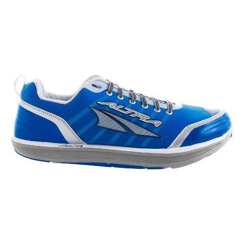 Mens Altra Instinct 2 Running Shoe - Blue 10.5