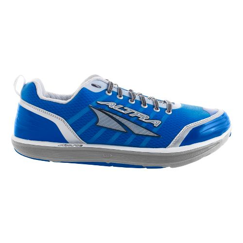 Mens Altra Instinct 2 Running Shoe - Blue 11.5
