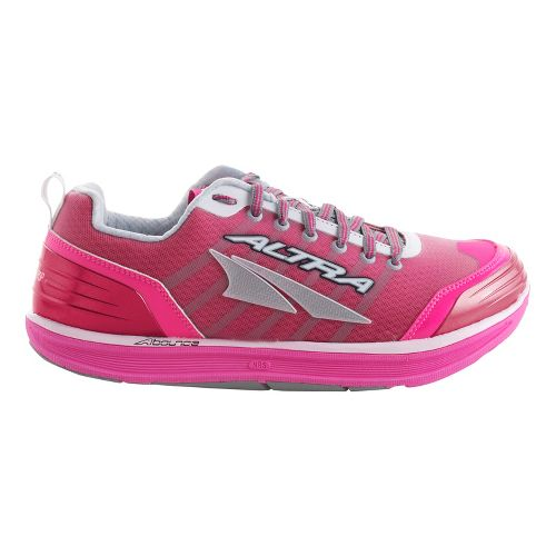 Womens Altra Intuition 2 Running Shoe - Pink 9.5