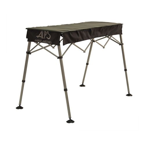Alps Guide Table Fitness Equipment - Brown