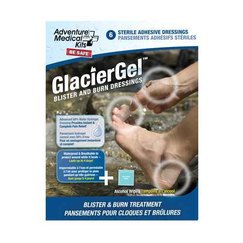 Adventure Medical Kits Glacier Gel Injury Recovery