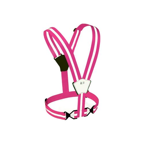 Amphipod Reflective Xinglet Vest Safety - Pink