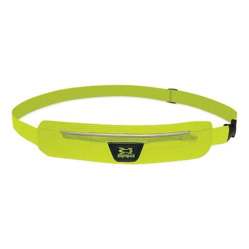 Amphipod AirFlow Microstretch Belt Holders - High Viz