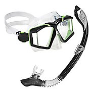 Aqua Lung Side view Paradise LX Snorkel Set Fitness Equipment