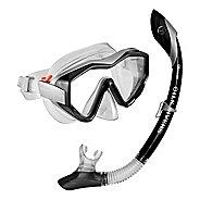 Aqua Lung Anacapa 1/ Island Dry Mask Fitness Equipment