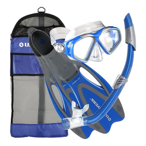 Aqua Lung Cozumel Seabreeze Pro Flex Gear Bag Fitness Equipment - Blue M