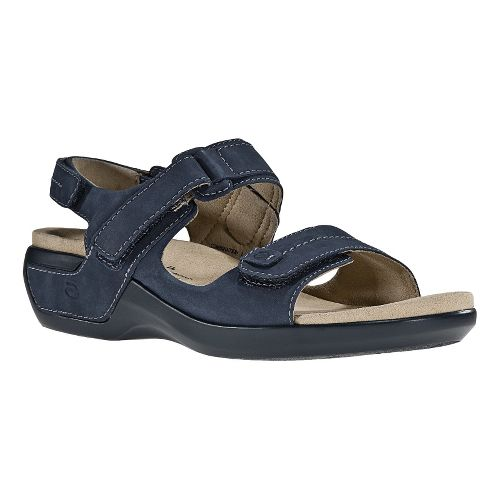 Womens Aravon Katy Casual Shoe - Navy 10