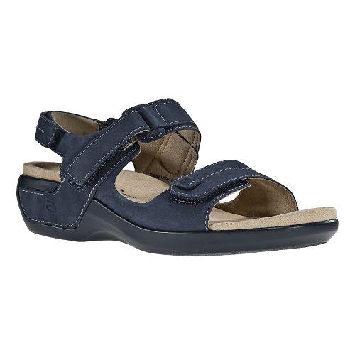 Womens Aravon Katy Casual Shoe - Navy 5