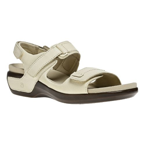 Womens Aravon Katy Casual Shoe - White 8