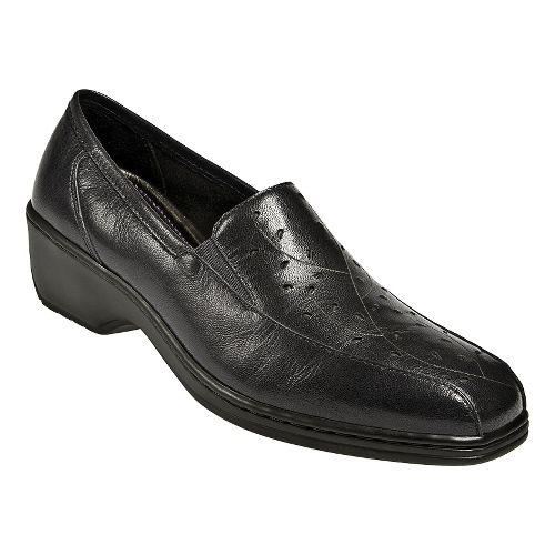 Womens Aravon Kiley Casual Shoe - Black 6