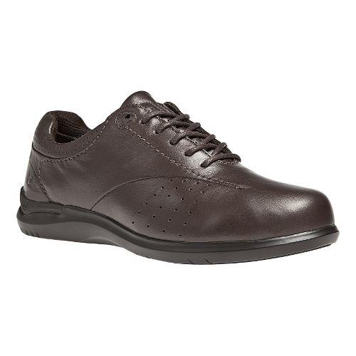 Womens Aravon Farren Casual Shoe - Brown 11