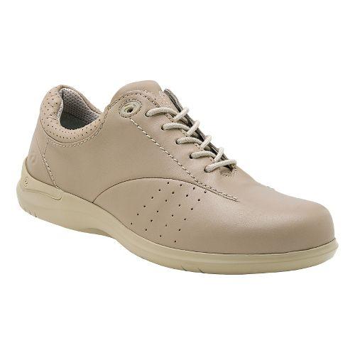 Womens Aravon Farren Casual Shoe - Sand 8.5
