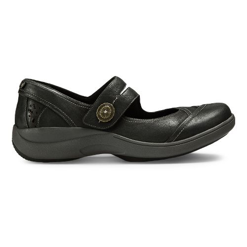 Womens Aravon REVshow Casual Shoe - Black 9.5