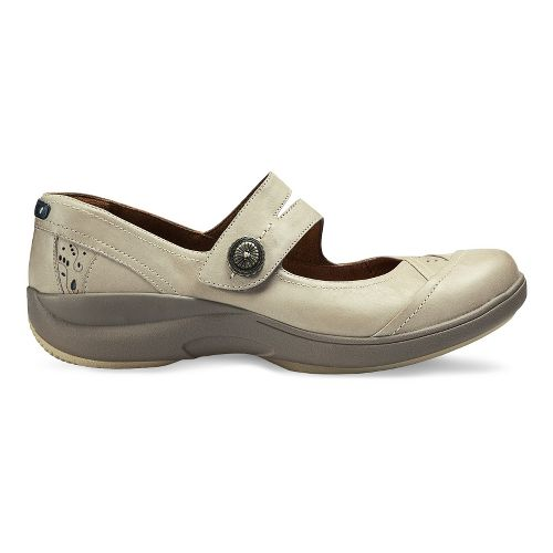 Womens Aravon REVshow Casual Shoe - Taupe 6.5