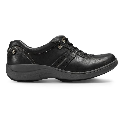 Womens Aravon REVsmart Casual Shoe - Black 6.5