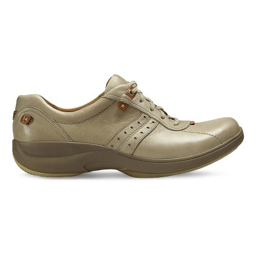 Womens Aravon REVsmart Casual Shoe - Taupe 6.5