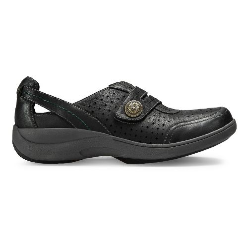 Womens Aravon REVsync Casual Shoe - Black 7