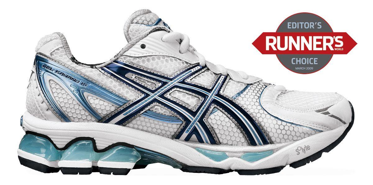 womens asics gel kayano 15 running shoe at road runner sports