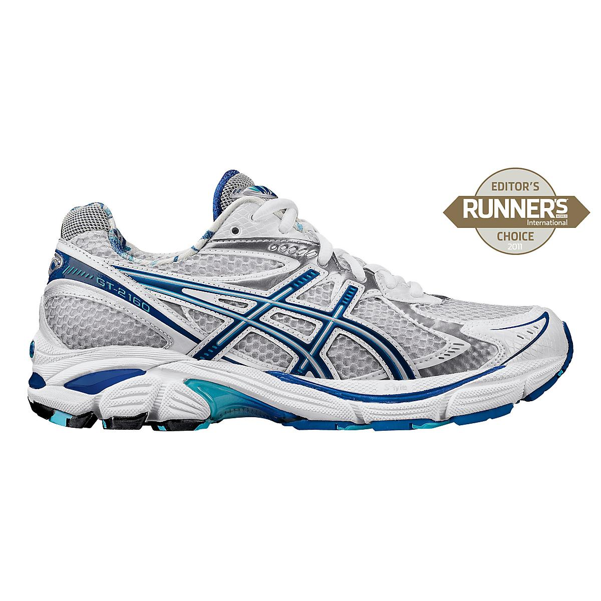 Womens ASICS GT-2160 Running Shoe At Road Runner Sports