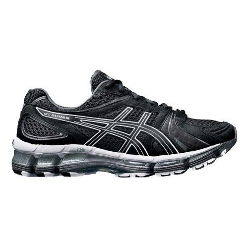 Womens ASICS GEL-Kayano 18 Running Shoe - Black 8.5