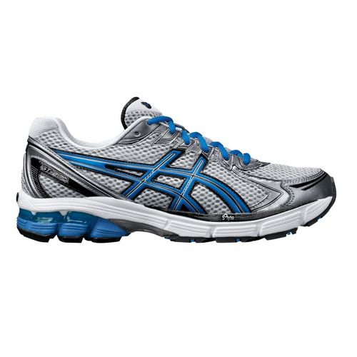 Mens ASICS GT-2170 Running Shoe - Silver/Blue 14