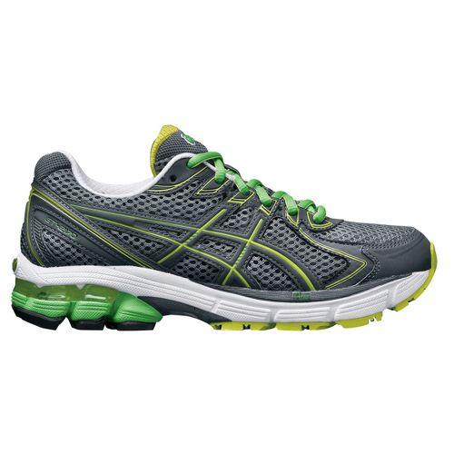 Womens ASICS GT-2170 Running Shoe - Charcoal/Green 6