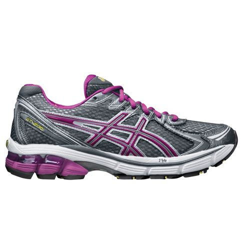 Womens ASICS GT-2170 Running Shoe - Grey/Pink 8.5