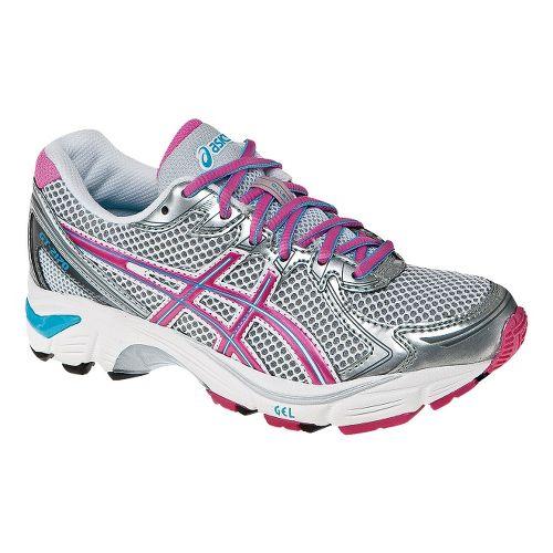 Kids ASICS GT-2170 GS Running Shoe - Silver/Pink 6.5