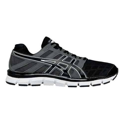 Mens ASICS GEL-Blur33 TR Cross Training Shoe - Black/Charcoal 12