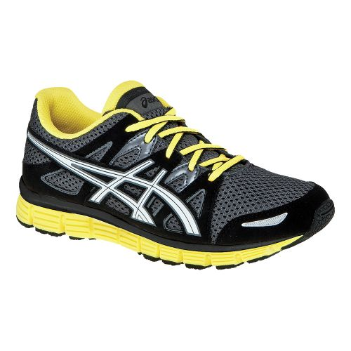 Kids ASICS GEL-Blur33 2.0 GS Running Shoe - Carbon/White 7