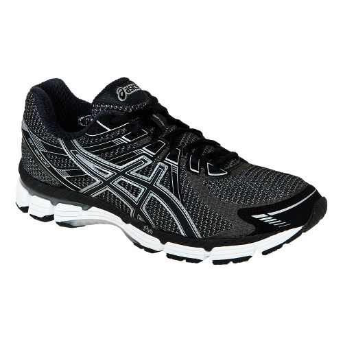 Mens ASICS GT-2000 Running Shoe - Black/Onyx 10