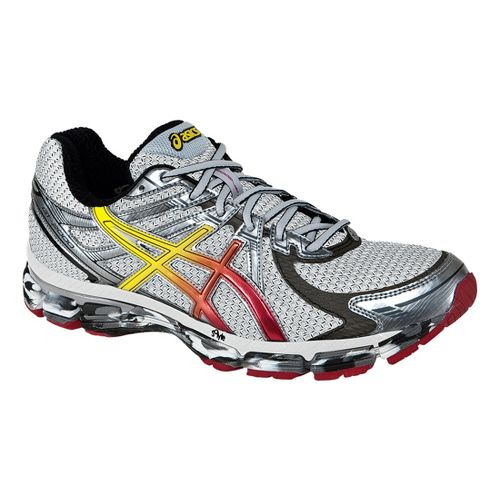 Mens ASICS GT-2000 Running Shoe - Lightning/Fire 8