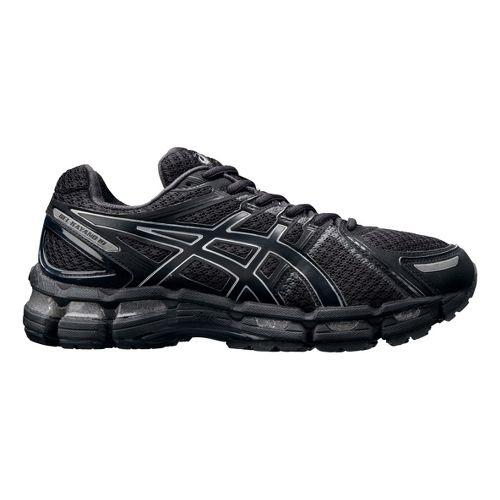 Mens ASICS GEL-Kayano 19 Running Shoe - Black 11.5