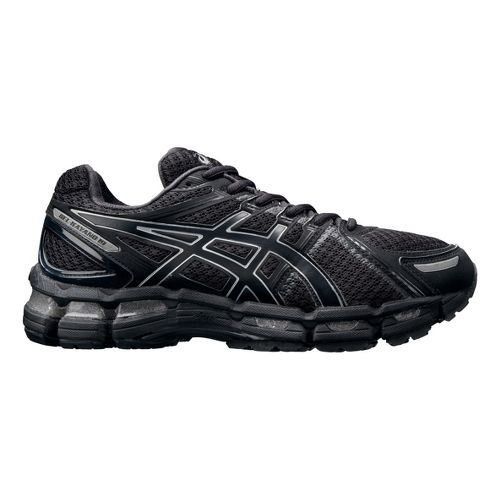 Mens ASICS GEL-Kayano 19 Running Shoe - Black 7.5