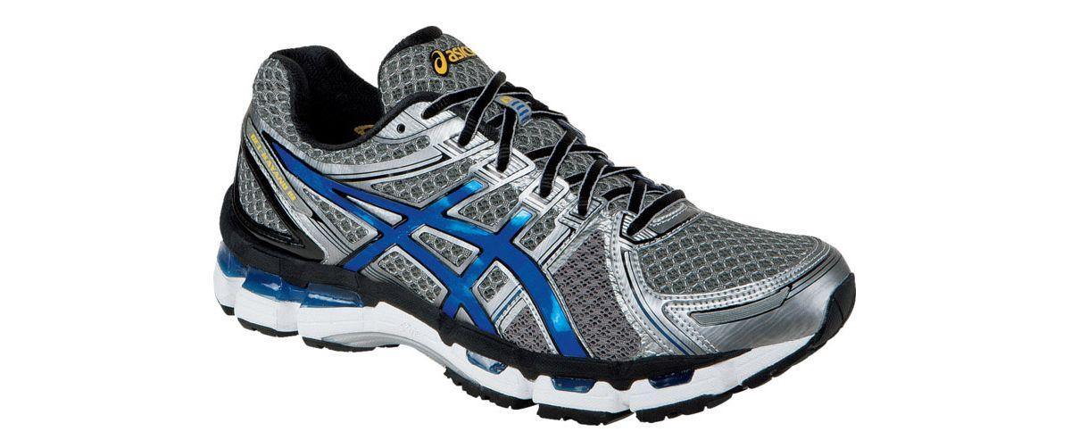 mens asics gel kayano 19 running shoe at road runner sports